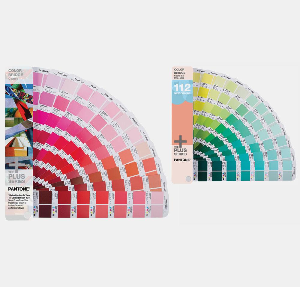 PANTONE Plus GG6104N ColorBridge Guide Uncoated